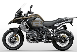BMW R 1250 GS ADVENTURE PREMIUM + EXCLUSIVE