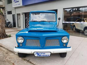 FORD F-75 2.3 4X4 PICK-UP 1975