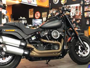 SOFTAIL FAT BOB 107
