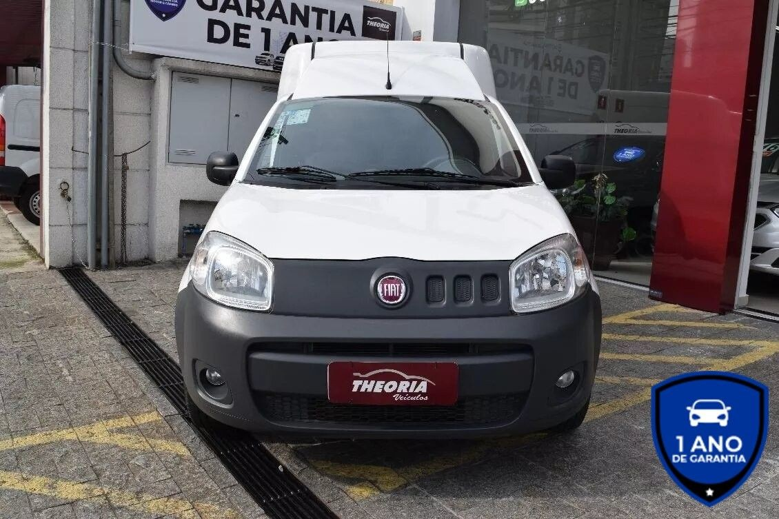 FIAT FIORINO 1.4 MPI FURGAO HARD WORKING 8V 2019