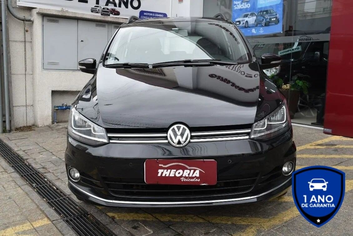 VOLKSWAGEN SPACEFOX 1.6 MSI HIGHLINE 16V 2016