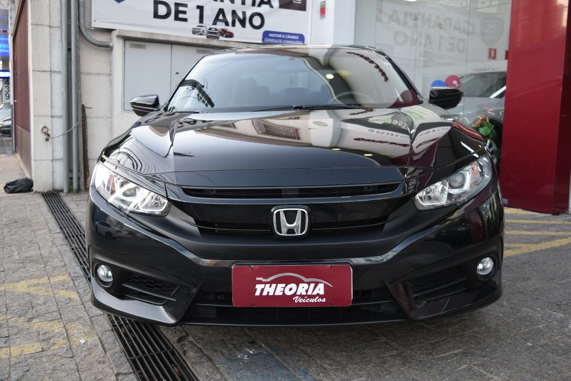 HONDA CIVIC 2.0 16V SPORT 2019