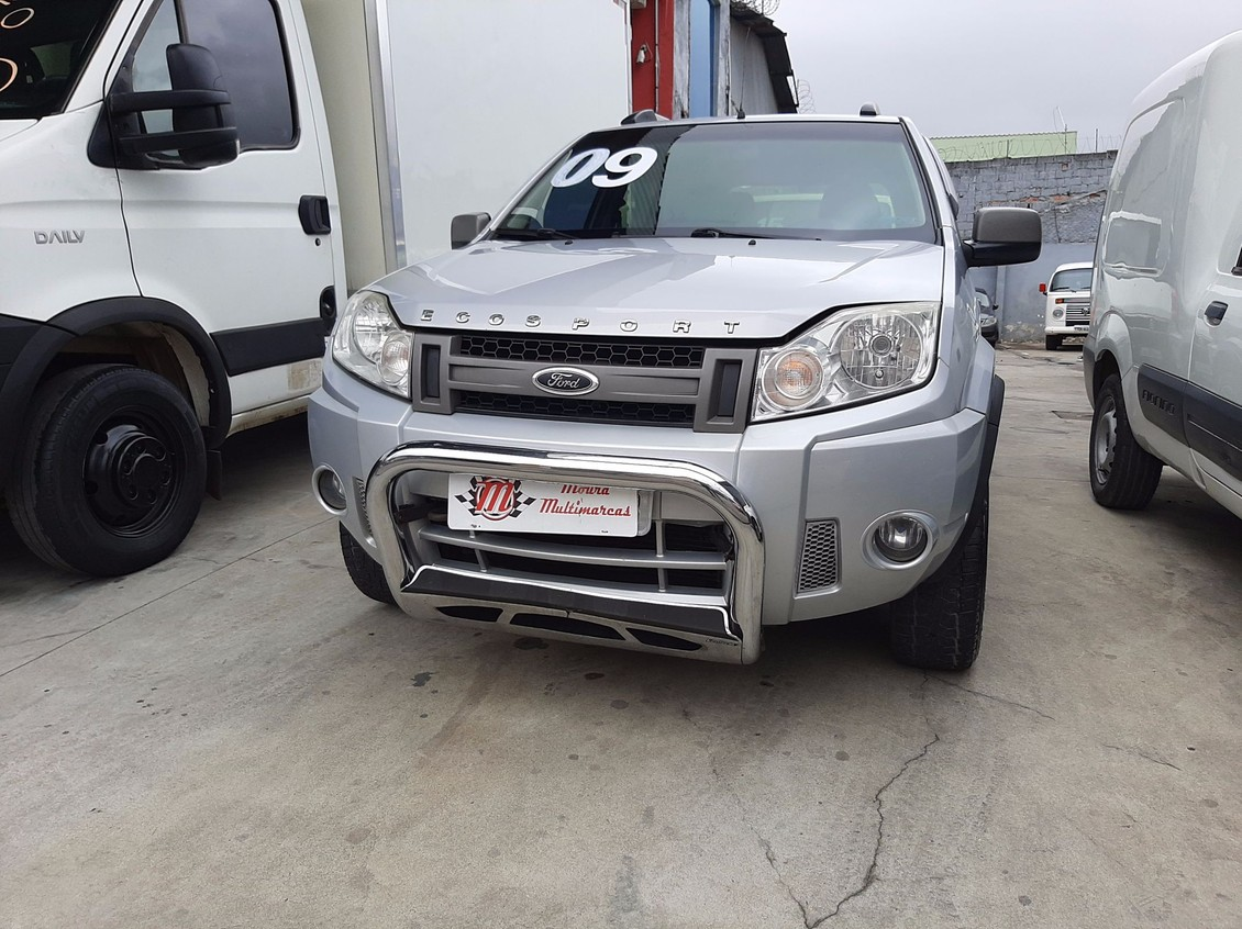 FORD ECOSPORT 1.6 FREESTYLE 8V 2009