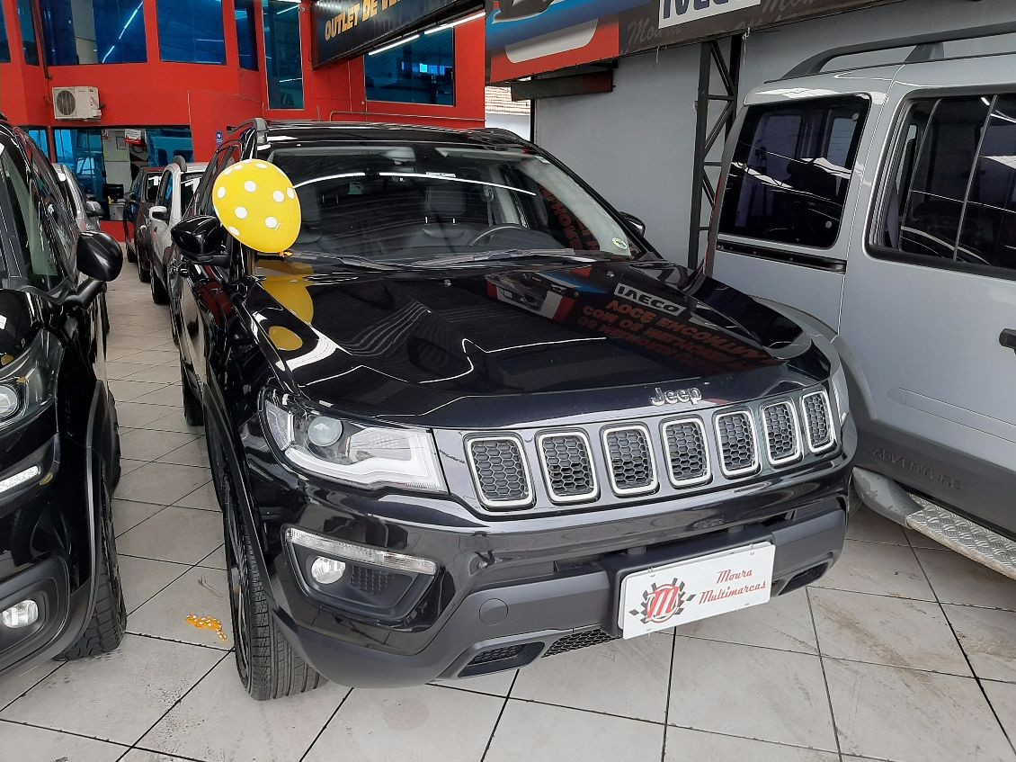 JEEP COMPASS 2.0 16V LONGITUDE 4X4 2018