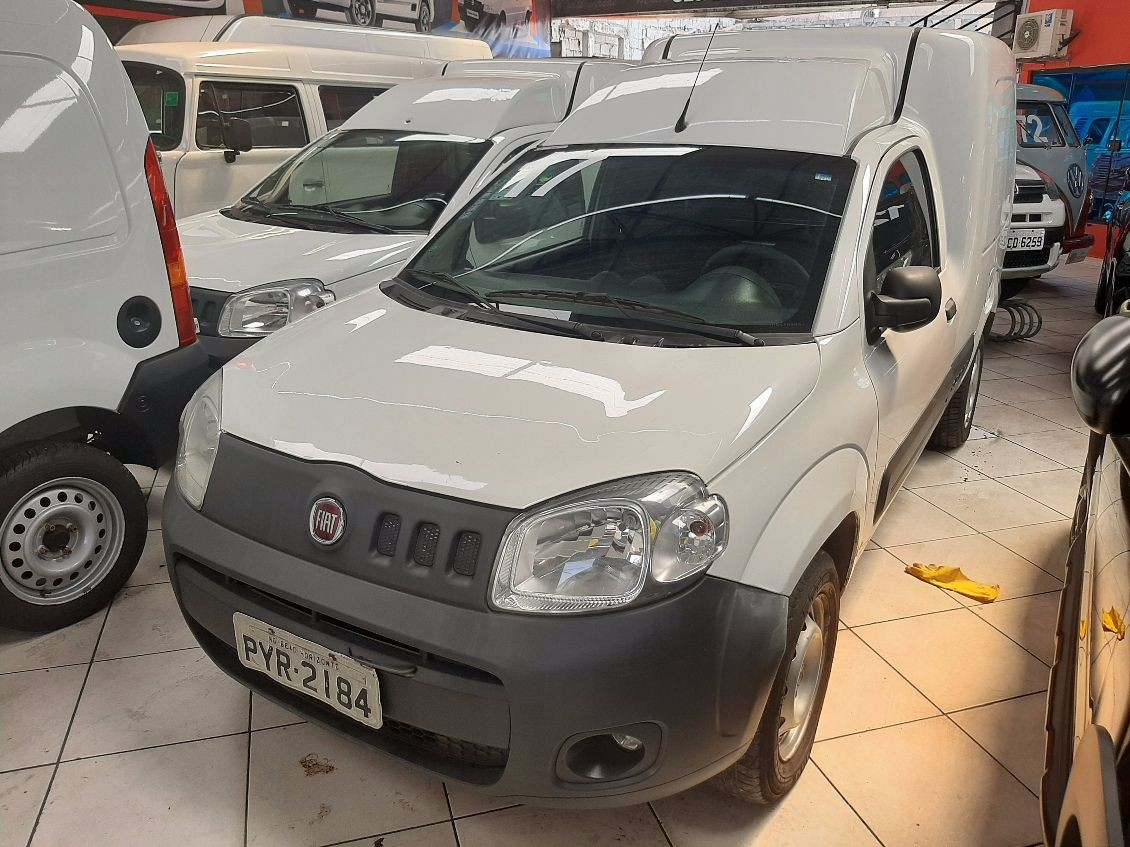 FIAT FIORINO 1.4 MPI FURGAO HARD WORKING 8V 2017