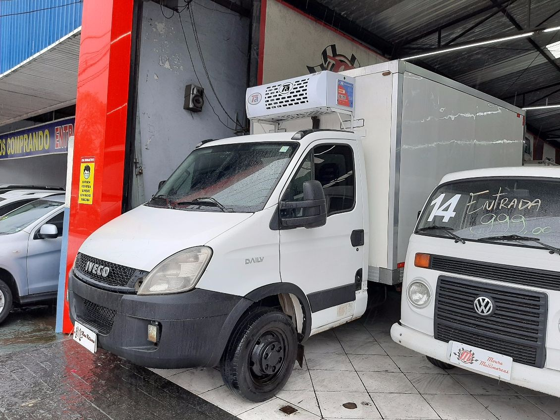 IVECO DAILY 35S14 CHASSI CABINE TURBO INTERCOOLER 2014