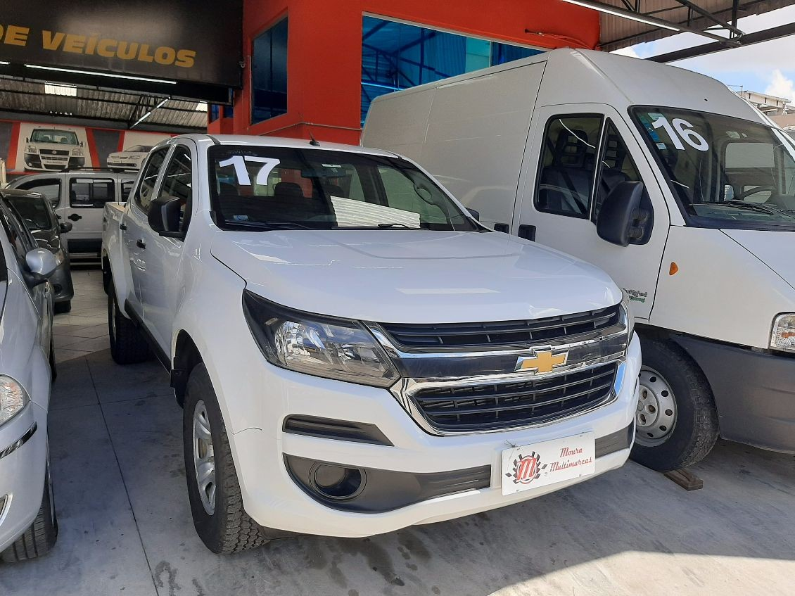 CHEVROLET S10 2.8 LS 4X4 CD 16V TURBO 2017