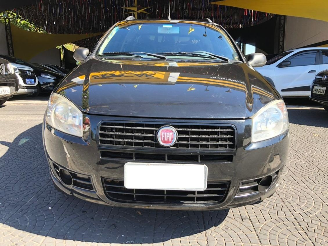 FIAT STRADA 1.4 MPI WORKING CD 8V 2012