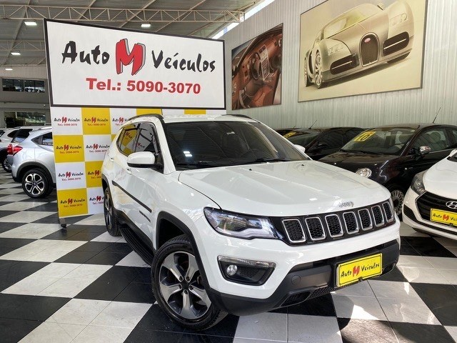 JEEP COMPASS 2.0 16V LONGITUDE 4X4 2017