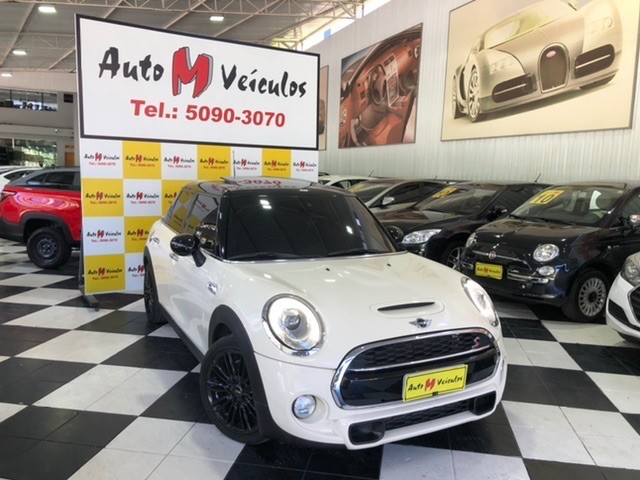 MINI COOPER 2.0 S TOP 16V TURBO 2015