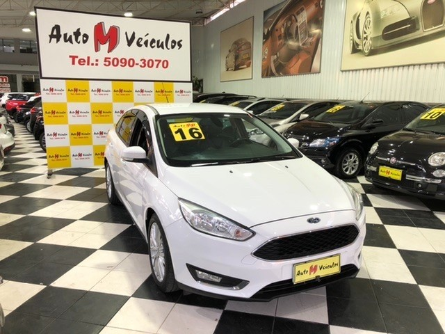 FORD FOCUS 2.0 SE PLUS FASTBACK 16V 2016