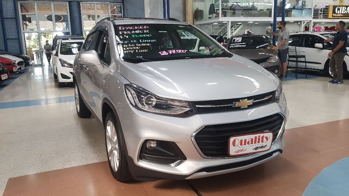 CHEVROLET TRACKER 1.4 16V TURBO PREMIER 2018