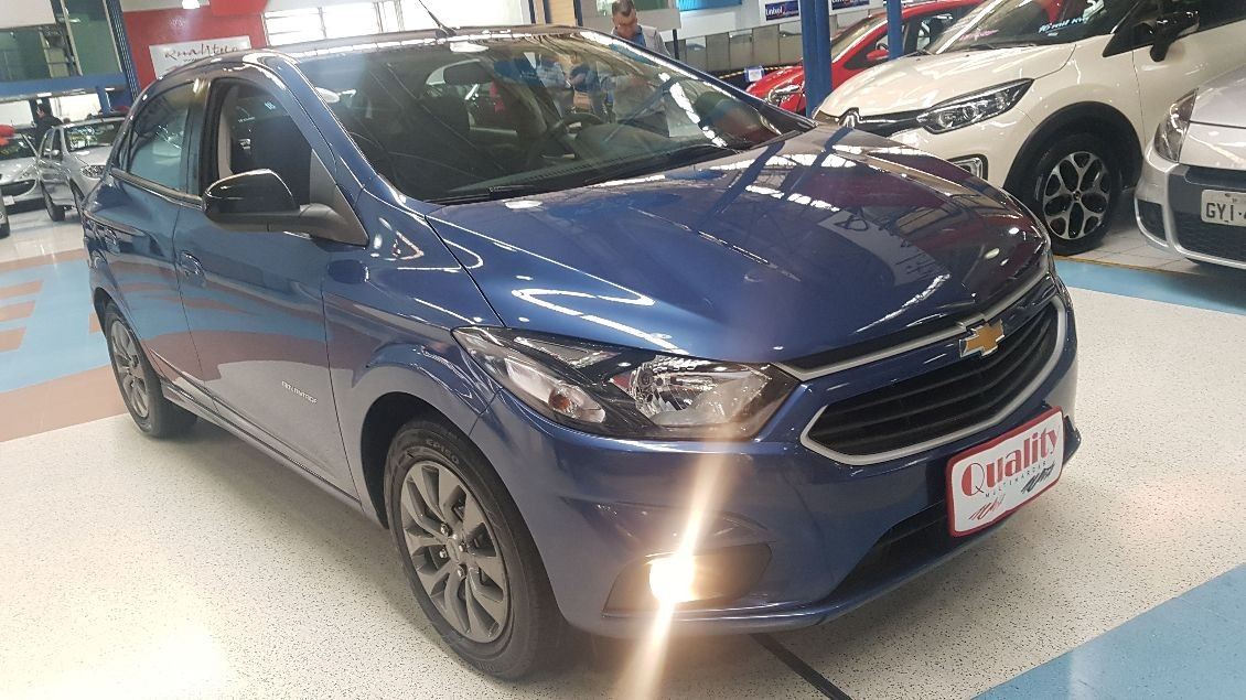 CHEVROLET ONIX 1.4 MPFI ADVANTAGE 8V 2019