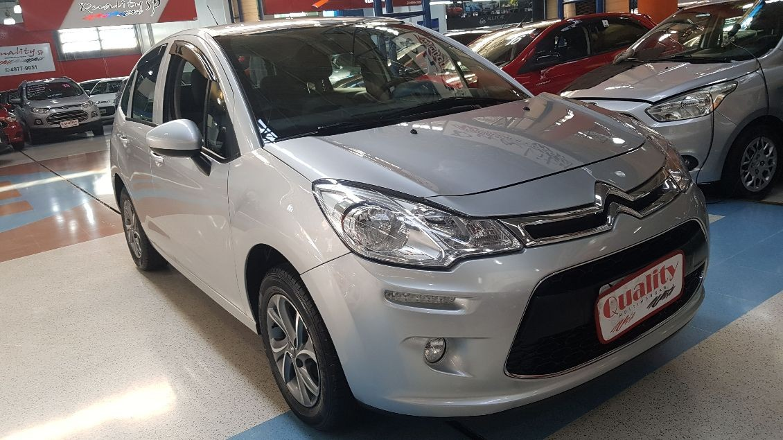 CITROEN C3 1.5 ATTRACTION 8V 2015