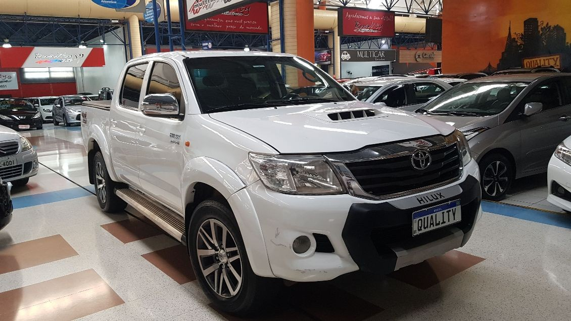 TOYOTA HILUX 3.0 SR 4X4 CD 16V TURBO INTERCOOLER 2013