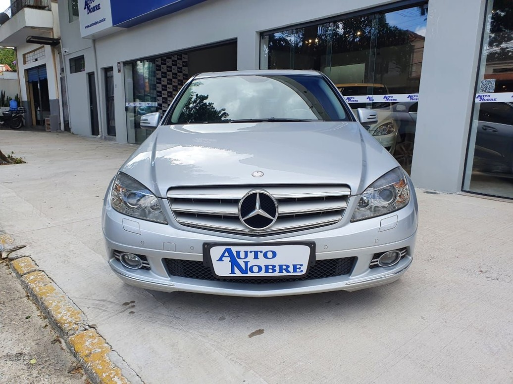 MERCEDES-BENZ C 280 3.0 AVANTGARDE V6 2009
