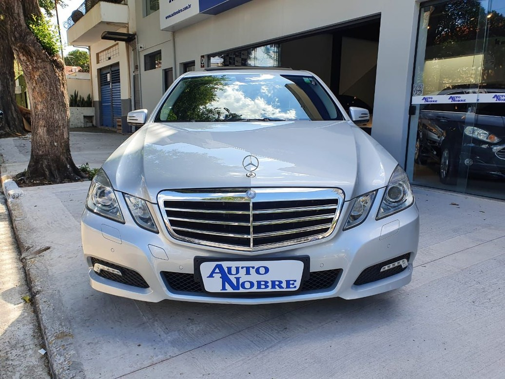 MERCEDES-BENZ E 350 3.5 AVANTGARDE V6 2010