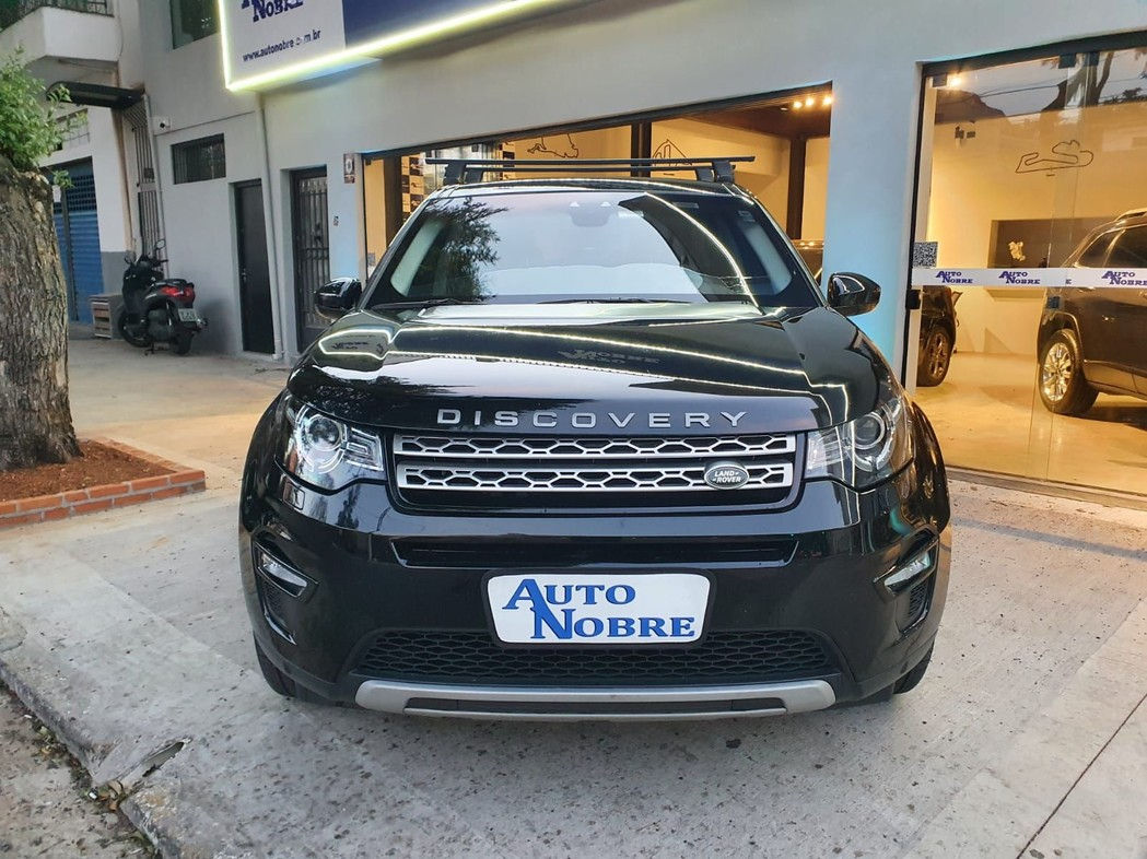 LAND ROVER DISCOVERY SPORT 2.0 16V TD4 TURBO DIESEL HSE 4P AUTOMATICO