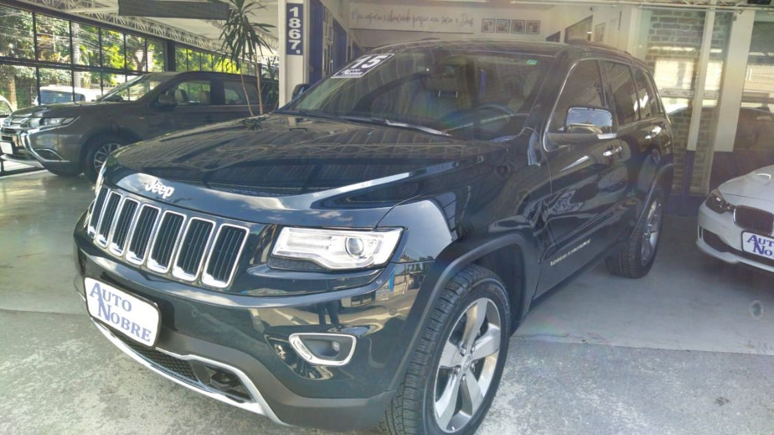 JEEP GRAND CHEROKEE 3.6 LIMITED 4X4 V6 24V 2015