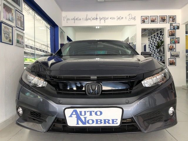 HONDA CIVIC 1.5 16V TURBO TOURING 2017