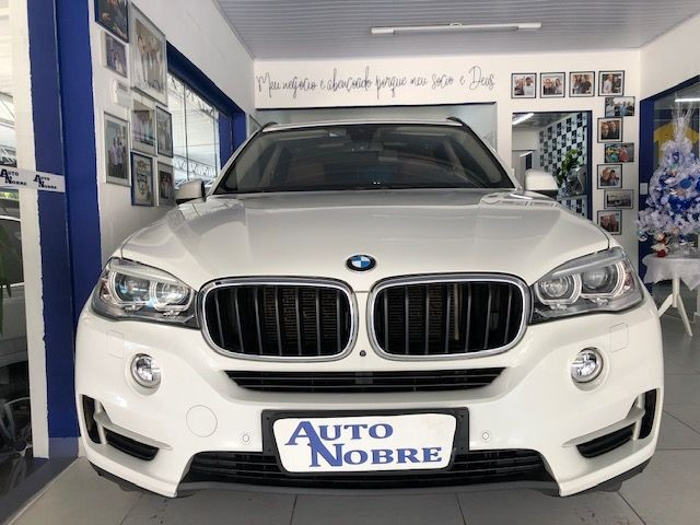 BMW X5 3.0 4X4 30D I6 TURBO 2015