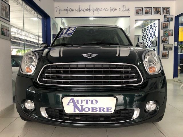 MINI COUNTRYMAN 1.6 CHILLI 16V 120CV 2012
