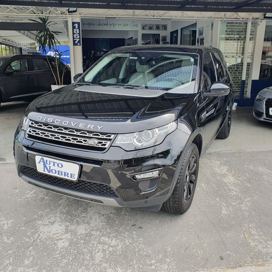LAND ROVER DISCOVERY SPORT 2.0 16V TD4 TURBO SE 2016