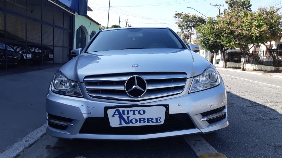 MERCEDES-BENZ C 180 1.6 CGI SPORT 16V TURBO 2013