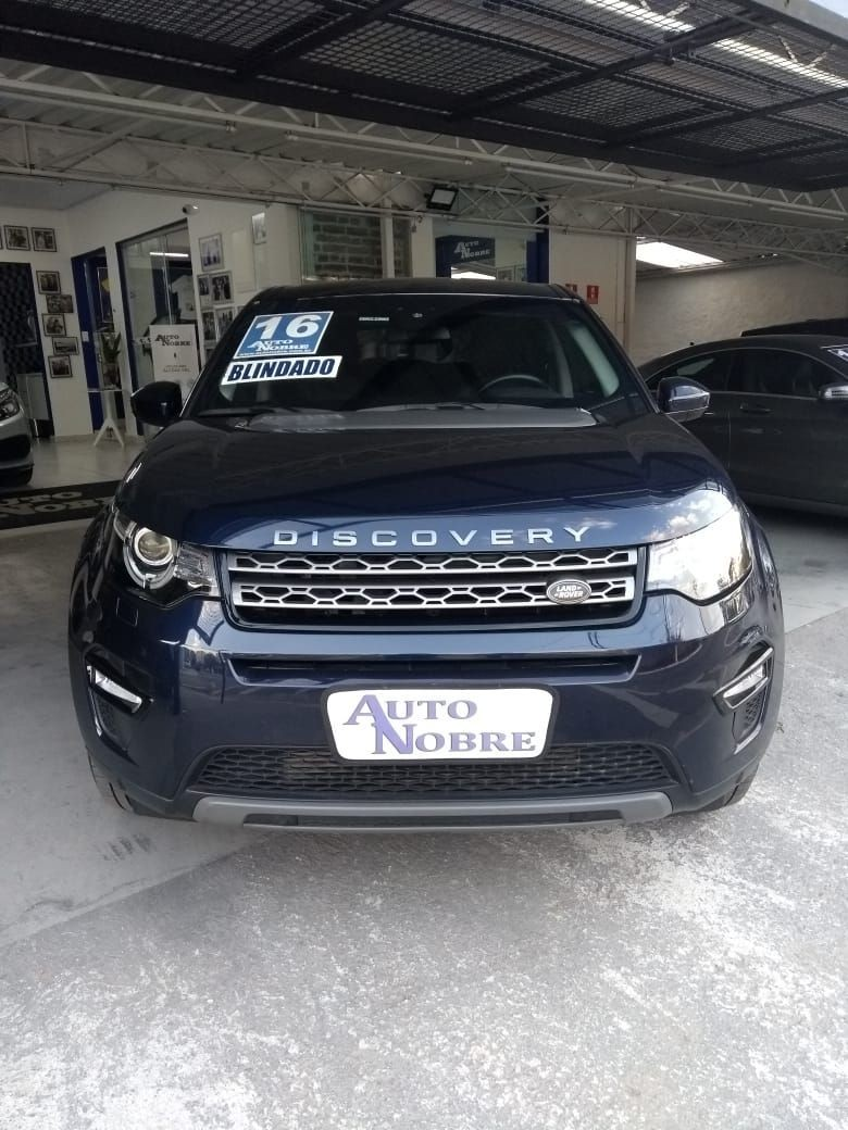 LAND ROVER DISCOVERY SPORT 2.2 16V SD4 TURBO SE 2016
