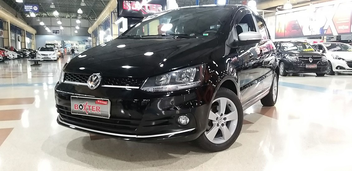 VOLKSWAGEN FOX 1.6 MI ROCK IN RIO 8V 2016