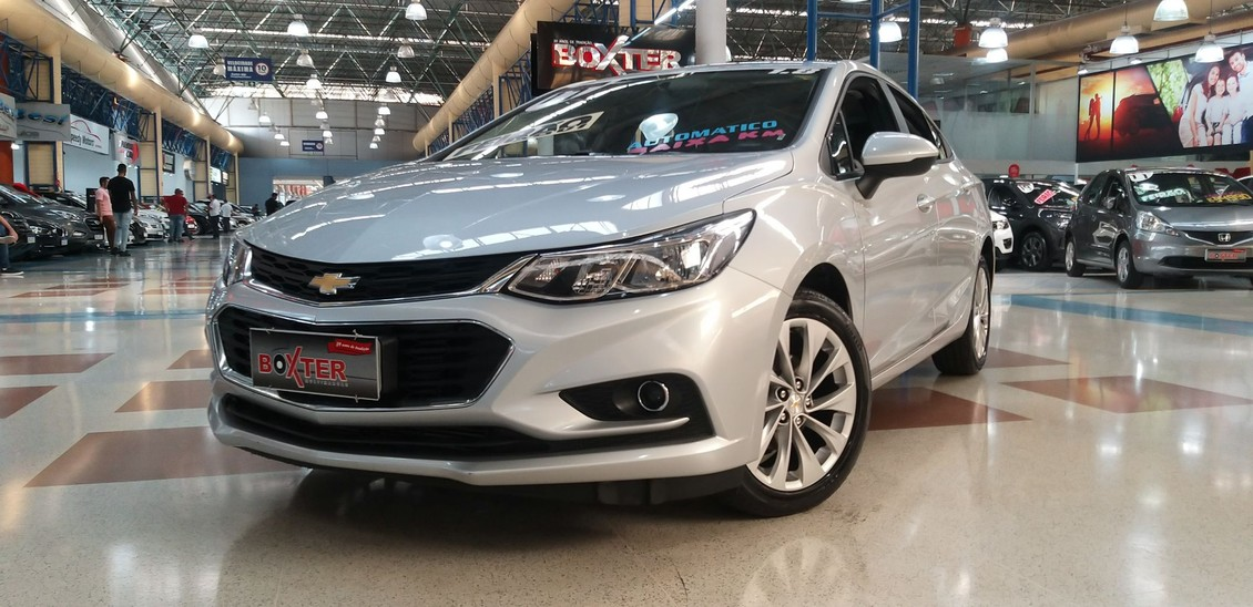 CHEVROLET CRUZE 1.4 TURBO LT 16V 2017