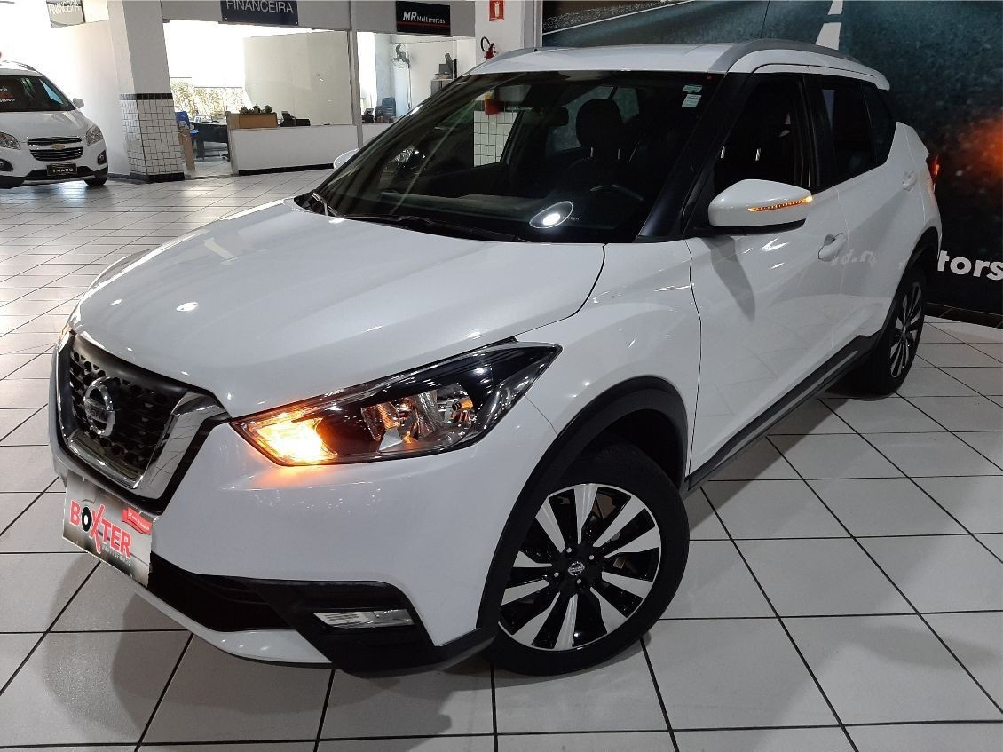 NISSAN KICKS 1.6 16V SV LIMITED 2017