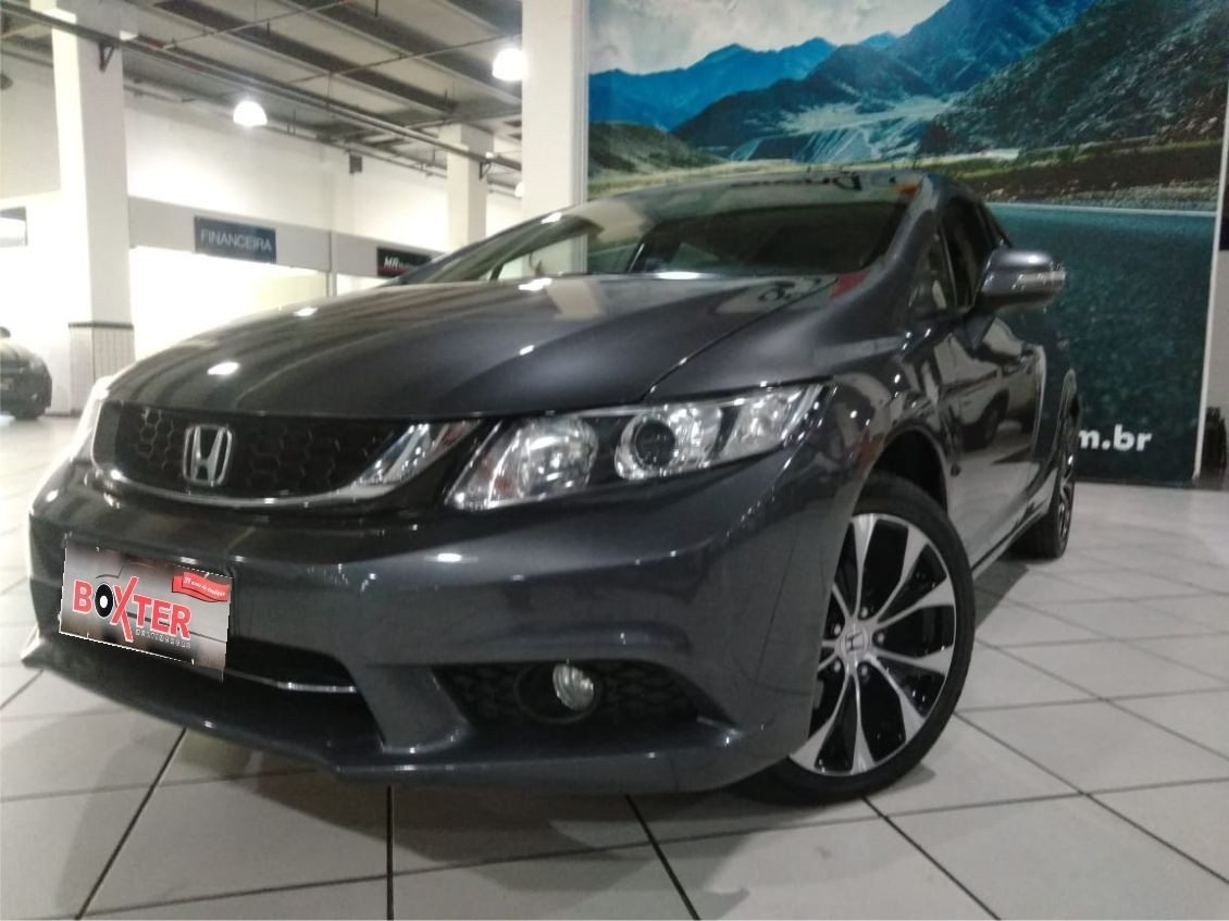HONDA CIVIC 2.0 LXR 16V 2016