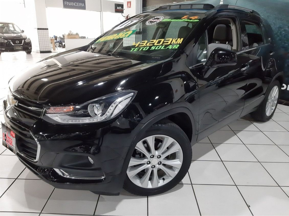 CHEVROLET TRACKER 1.4 16V TURBO LTZ 2017