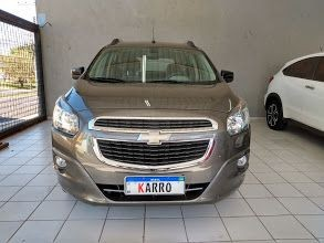 CHEVROLET SPIN 1.8 ADVANTAGE 8V 2013