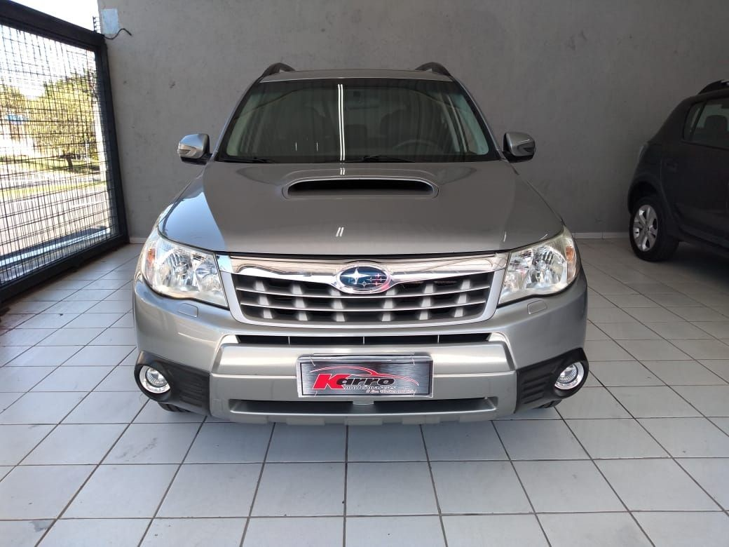 SUBARU FORESTER 2.5 X LIMITED 4X4 16V 2011