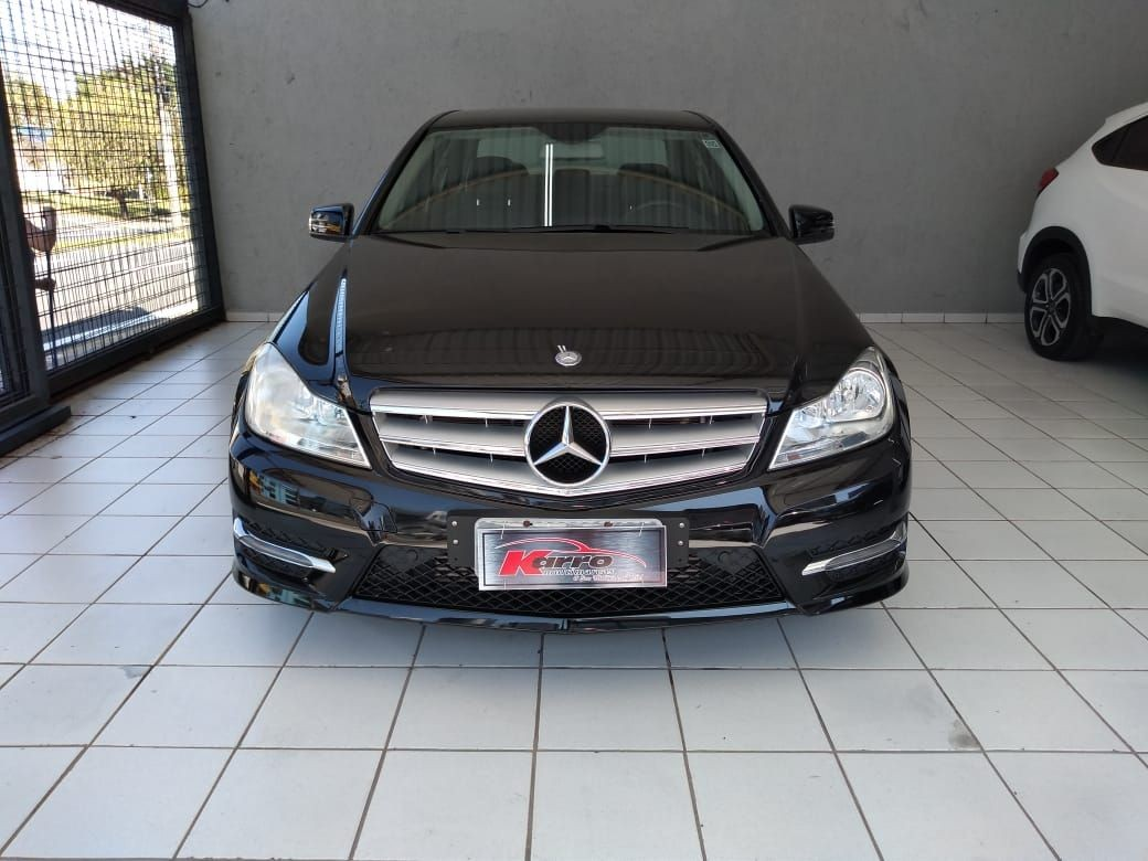 MERCEDES-BENZ C 180 1.6 CGI 16V TURBO 2014