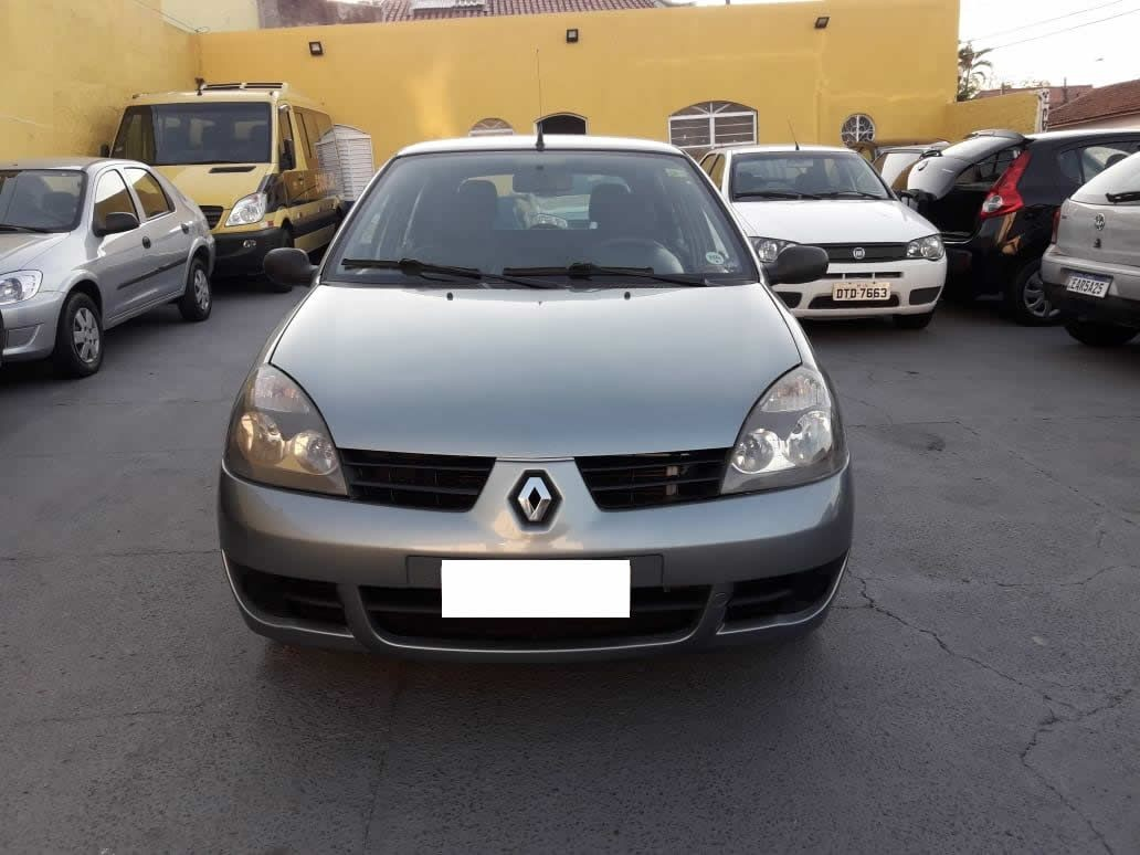 RENAULT CLIO 1.0 AUTHENTIQUE 16V 2009