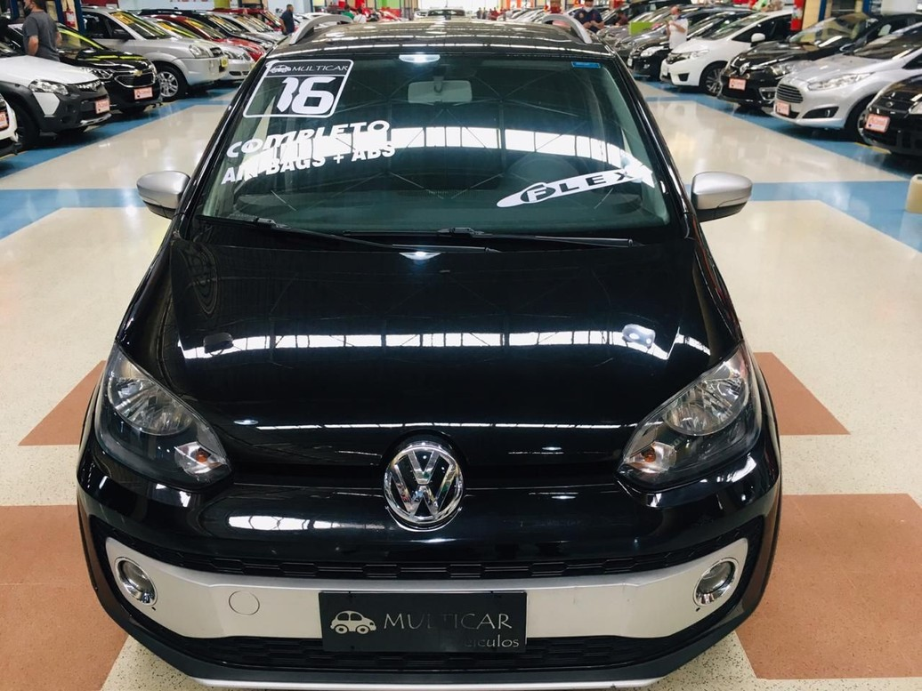 VOLKSWAGEN CROSS UP 1.0 TSI 12V 2016