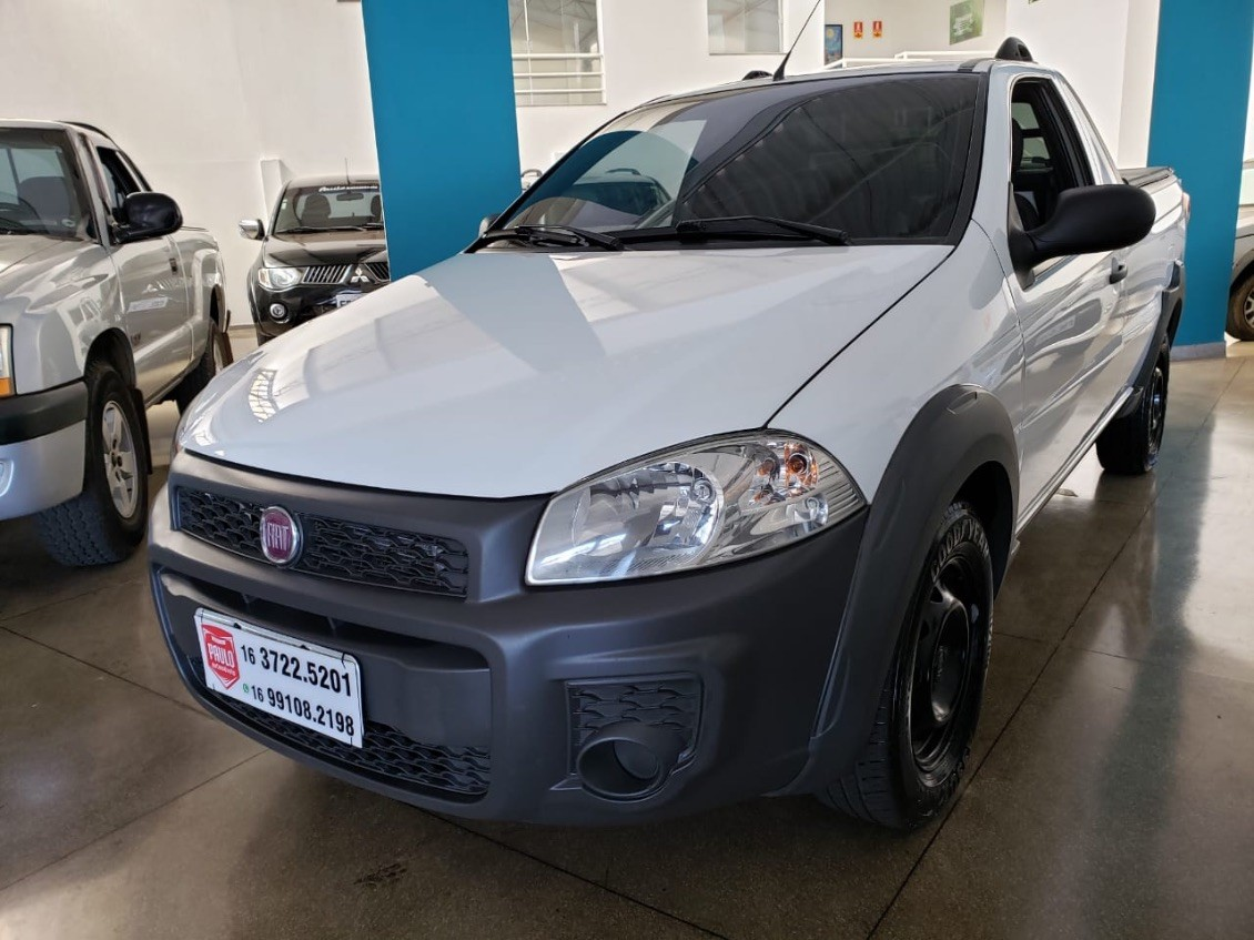 FIAT STRADA 1.4 MPI WORKING CS 8V 2014