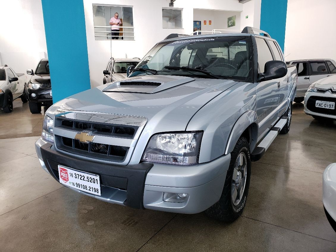 CHEVROLET S10 2.8 EXECUTIVE 4X4 CD 12V TURBO ELECTRONIC INTERCOOLER 2011