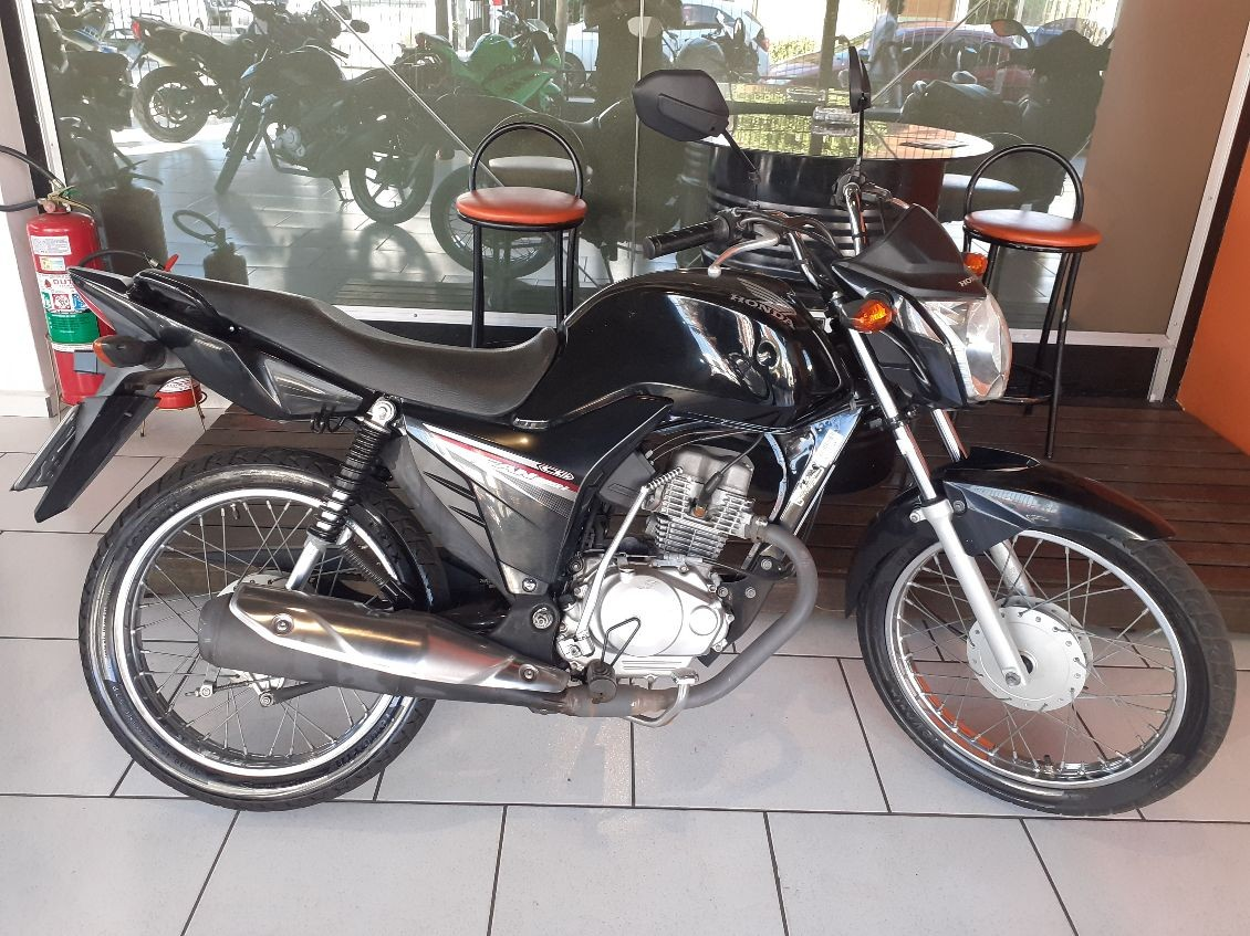 HONDA CG 125i FAN  2018