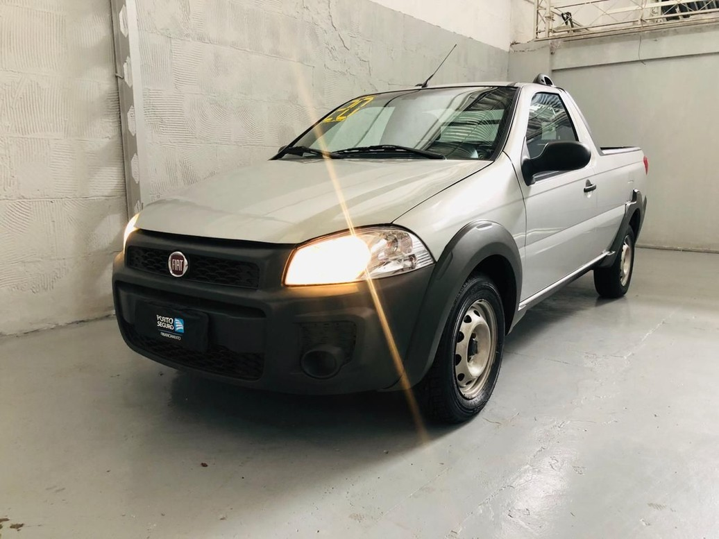 FIAT STRADA 1.4 MPI HARD WORKING CE 8V