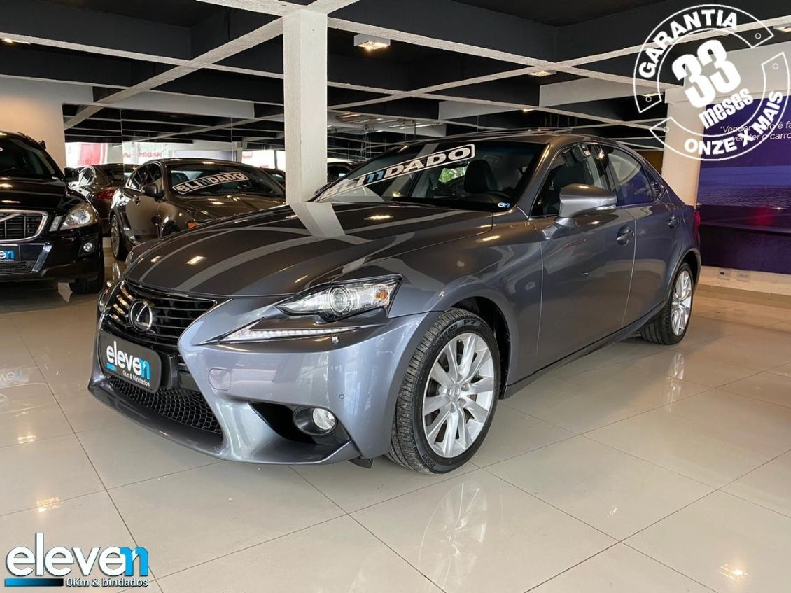 LEXUS IS 250 2.5 V6 24V 2014