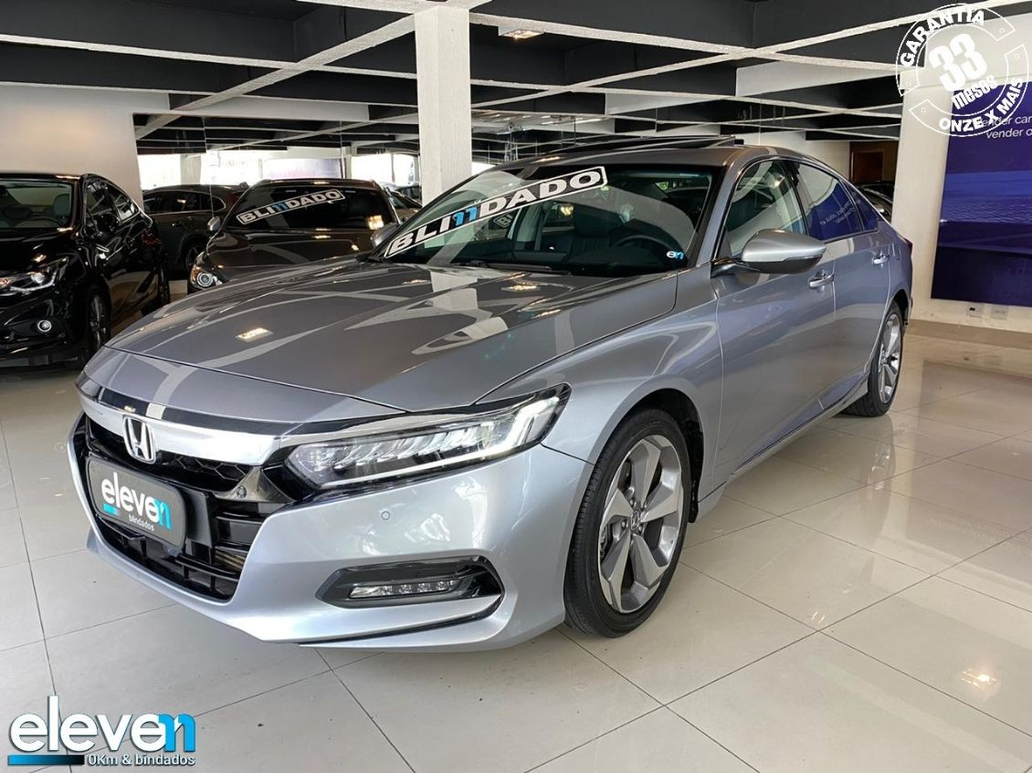 HONDA ACCORD 2.0 VTEC TURBO TOURING 10AT 2019
