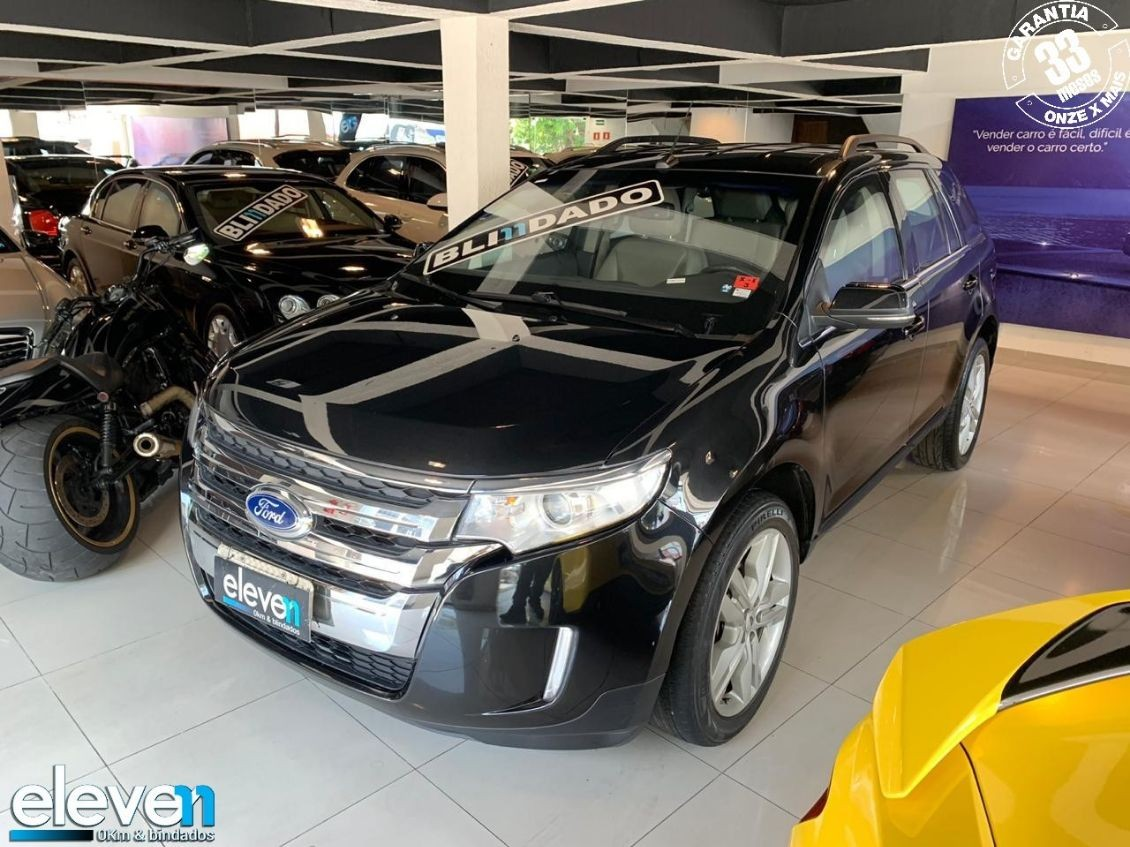 FORD EDGE 3.5 V6 LIMITED AWD 2013