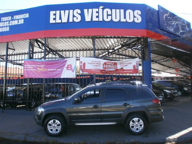 FIAT PALIO 1.8 MPI ADVENTURE LOCKER WEEKEND 8V 2010