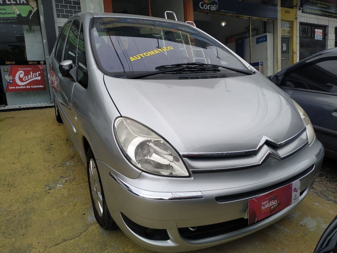 CITROEN XSARA PICASSO 2.0 I EXCLUSIVE 16V 2010