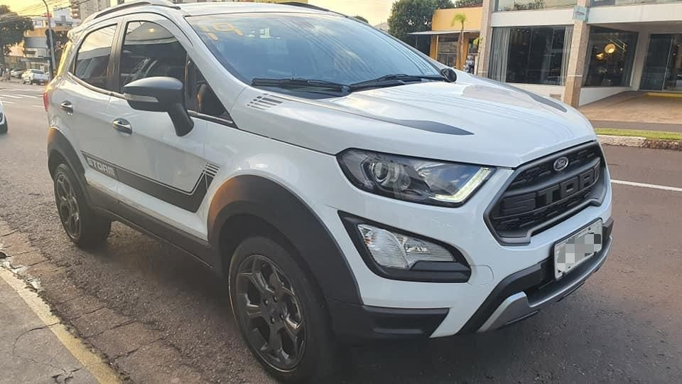 FORD ECOSPORT 2.0 DIRECT STORM 4WD 2019