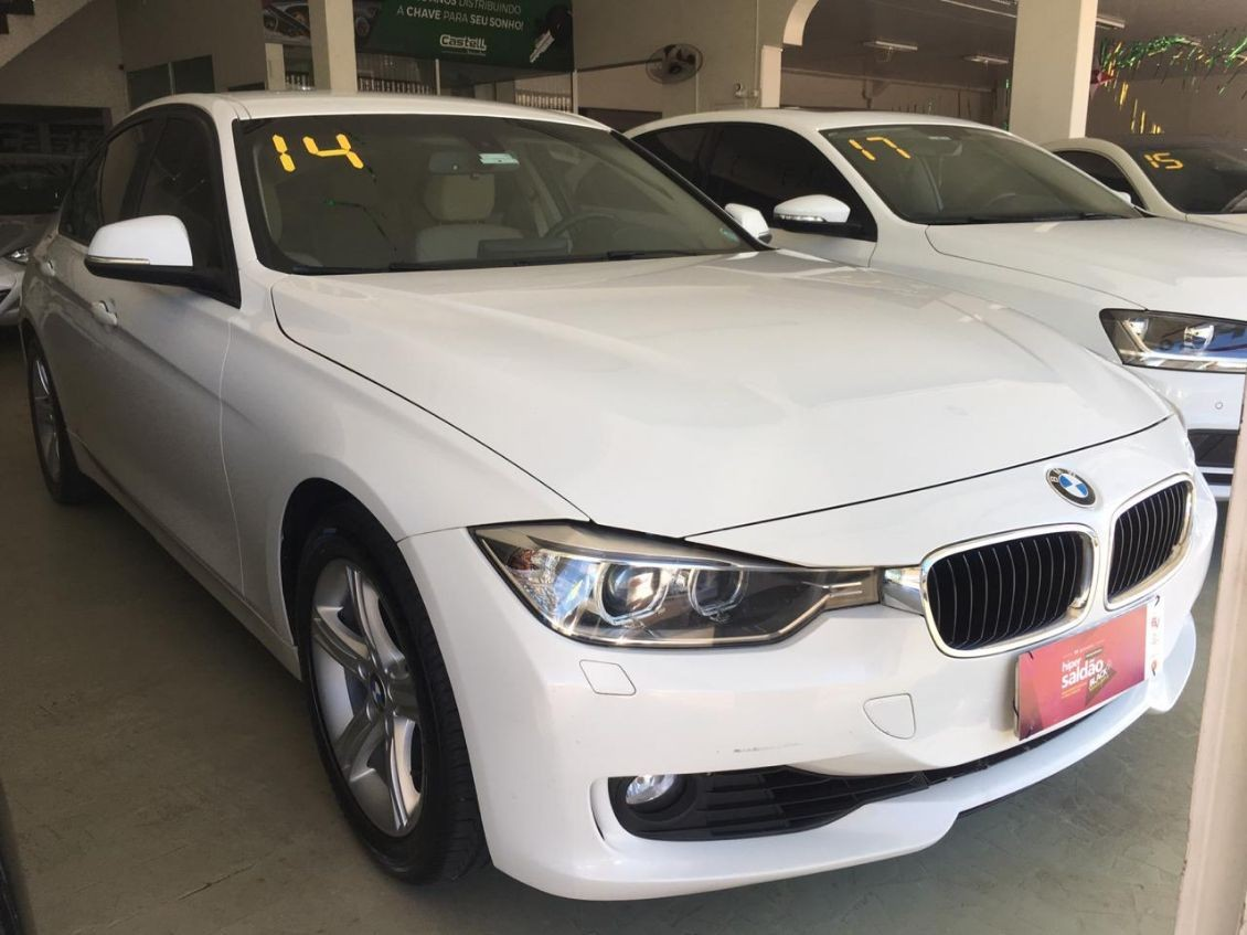 BMW 320I 2.0 16V TURBO ACTIVE 2014